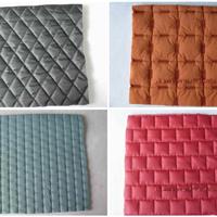 供应棉衣棉拖鞋枕套用的绗缝棉/裥棉