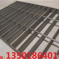 供应镀锌钢格栅平台踏步板