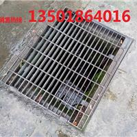 供应上海地下车库集水井镀锌格栅盖板