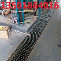 供应排水沟镀锌格栅盖板