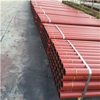 供应重庆A型承插式柔性铸铁排水管价格
