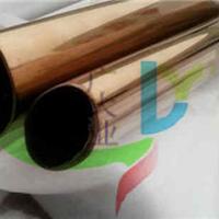 6米彩色不锈钢管 玫瑰金不锈钢管厂家
