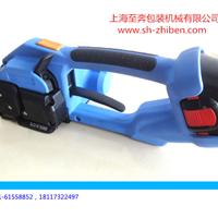 供应国产蓄电池塑料带捆包机