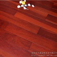 实木地板:红铁木