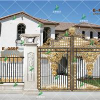 卫朗铝艺,全铝大门,高档别墅大门