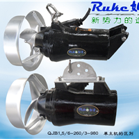 高速潜水搅拌机 QJB0.37/4-230/3-1470