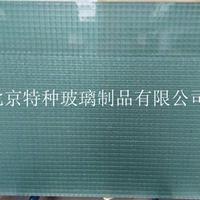 6mm透明夹钢丝玻璃 北京厂家现货供应