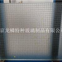 单片夹丝玻璃  防爆夹钢丝玻璃