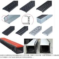 无锡苏州上海南通常州HDPE线性排水沟厂家