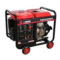 供应柴油发电电焊两用机可焊2.5~3.2mm焊条