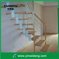 意美登楼梯供应推荐新款双炮筒楼梯YMD-005