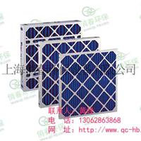 宁波铝框折叠式过滤网、温州初效板式过滤器
