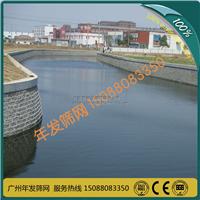 三拧10%铝锌合金石笼网 高锌石笼网箱