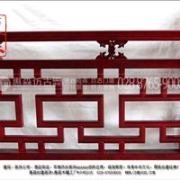 四川成都实木栏杆 仿古栏杆 河道栏杆