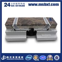 滁州沉降缝直销MSDSZJ型抗震型地面变形缝