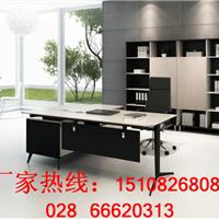 四川板式职员办公电脑桌|成都电脑桌厂家