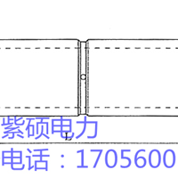 MJ-85NW 90NW 100NW 管型母线内外连接管