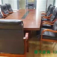 供应天津12人会议桌,3.5米会议桌
