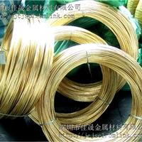 佳晟H65黄铜线,φ5.0mm黄铜线,黄铜线厂家
