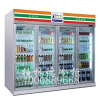 冷藏保鲜展示冰冷藏饮料展示柜立式保鲜冷柜