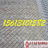 遵义2mm丝经植草喷播勾花网&防护铁丝网