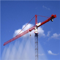 建筑工地防尘洒水设备 塔吊喷淋降尘系统