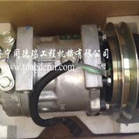 供应小松PC70-8空调压缩机 压缩机支架