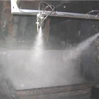 工矿工地喷雾降尘设备_水雾除尘抑尘系统