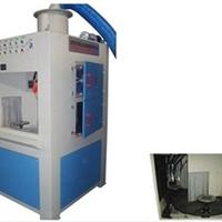 厂家订制转盘式自动喷砂机可选单转盘多转盘