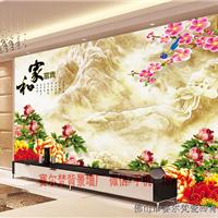 瓷砖背景墙厂家直销 来图加工艺术背景墙