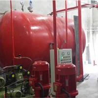 供应气体顶压应急消防给水设备