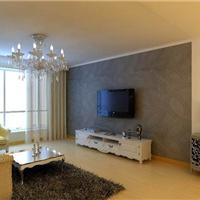 室內裝潢設計客廳裝飾簡歐家裝-綠赫硅藻泥