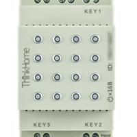 供应ThinkHome P16C云控器 智能家居控制