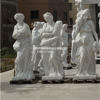 供应石雕人物雕刻石雕 石材雕塑欧式人物