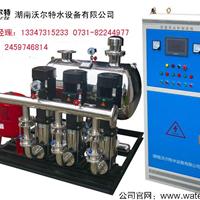 供应水泵供水设备 【湖南沃尔特】