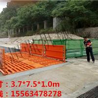 杭州施工工地现场洗车设备 工地大门洗车池