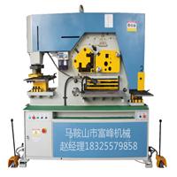 供应冲剪机Q35Y-40液压联合冲剪机冲孔机