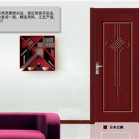 供应杭州港龙免漆门 室内门套装门GL-010