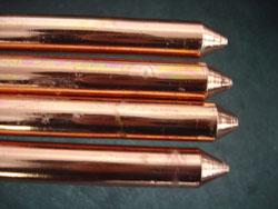 毕节 遵义地区厂家销售铜包钢垂直接地极