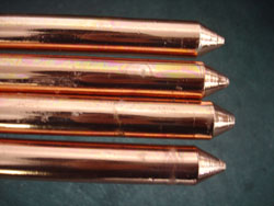 φ14.2 φ17.2铜包钢接地极福州 厦门的价格