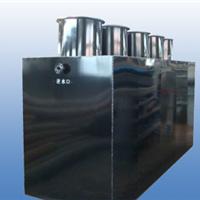 WSZ--J-0.5污水处理设备地埋式MBR装置