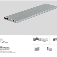 供应新型换代材料铝合金踢脚线/如何选购