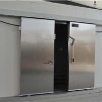 供应冷藏冷库专用L型电动平移冷库门