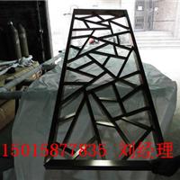 武汉不锈钢双面完美焊接工艺玫瑰金花格屏风