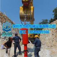 供应替代爆破金矿开采施工机械设备