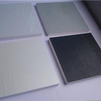供应微机灰PVC硬质板材价格