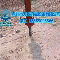 供应新疆露天高出材率开采替代爆破机械设备