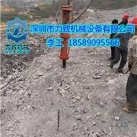 供应土石方岩石替代爆破取代破碎锤设备