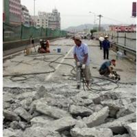 供应公路桥面钢筋混凝土拆除设备