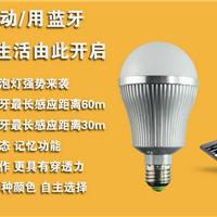 智能安卓苹果手机APP遥控控制LED球泡灯招商